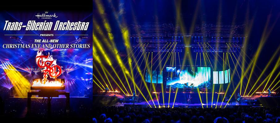 Trans-Siberian Orchestra at Infinite Energy Arena