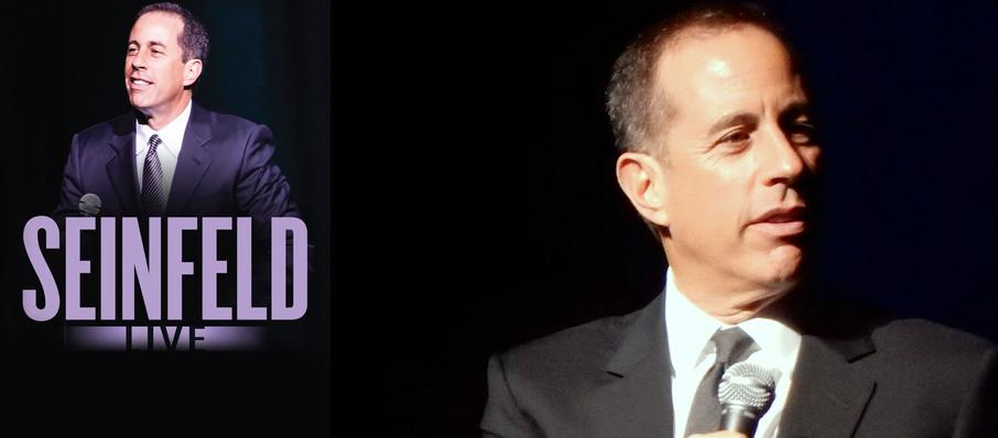 Jerry Seinfeld at Fabulous Fox Theater