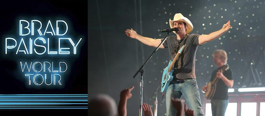 Brad Paisley at Ameris Bank Amphitheatre