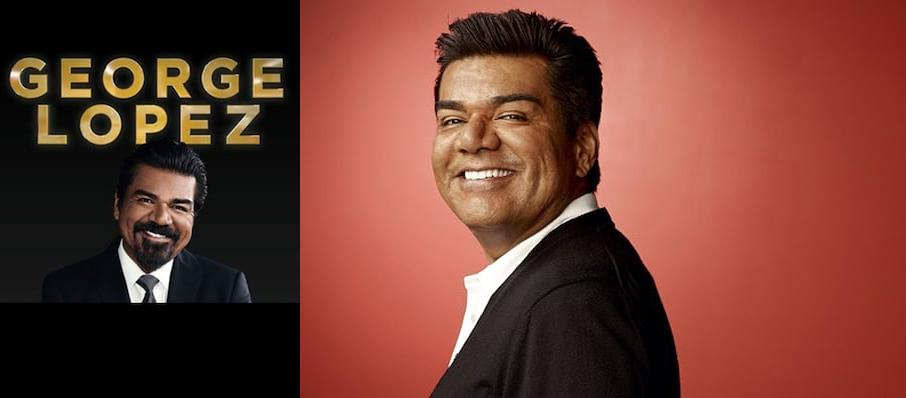 George Lopez at Cobb Energy Performing Arts Centre