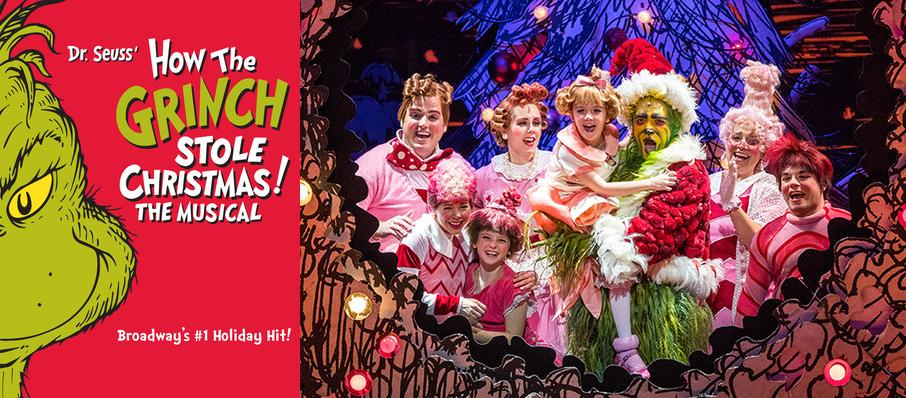 How The Grinch Stole Christmas at Fabulous Fox Theater