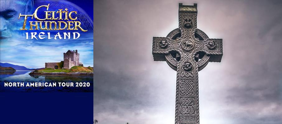Celtic Thunder at Atlanta Symphony Hall