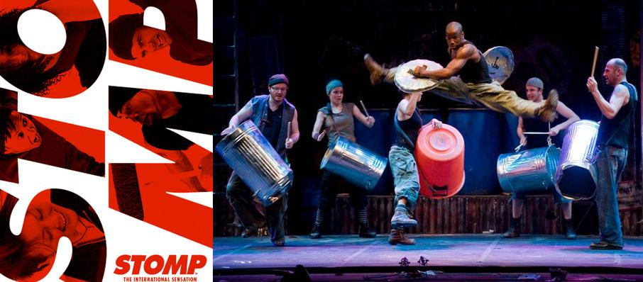 Stomp at Fabulous Fox Theater