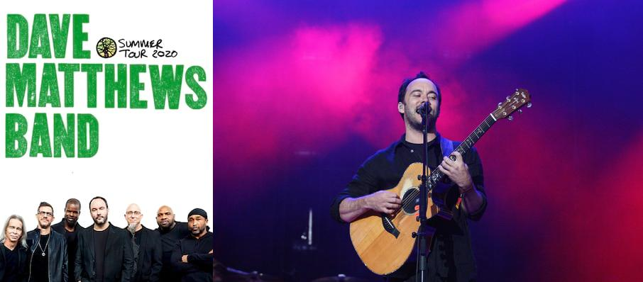 Dave Matthews Band at Lakewood Amphitheatre