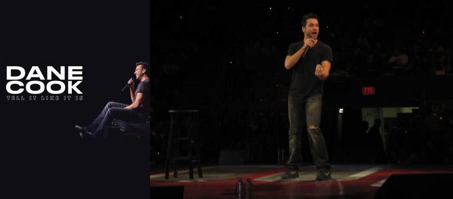 Dane Cook at Tabernacle