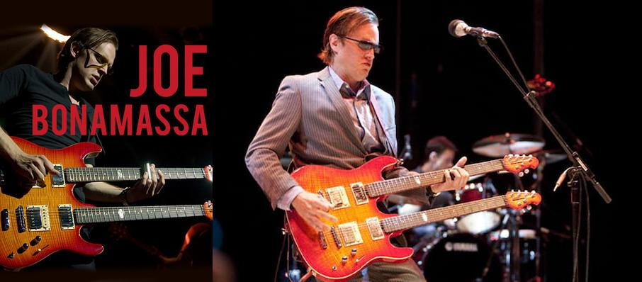 Joe Bonamassa at Fabulous Fox Theater
