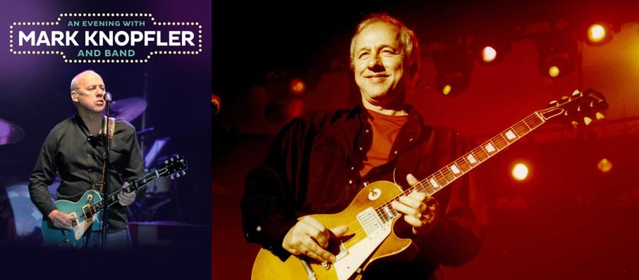 Mark Knopfler at Chastain Park Amphitheatre