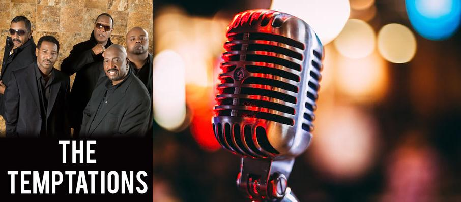 The Temptations at Cobb Energy Performing Arts Centre