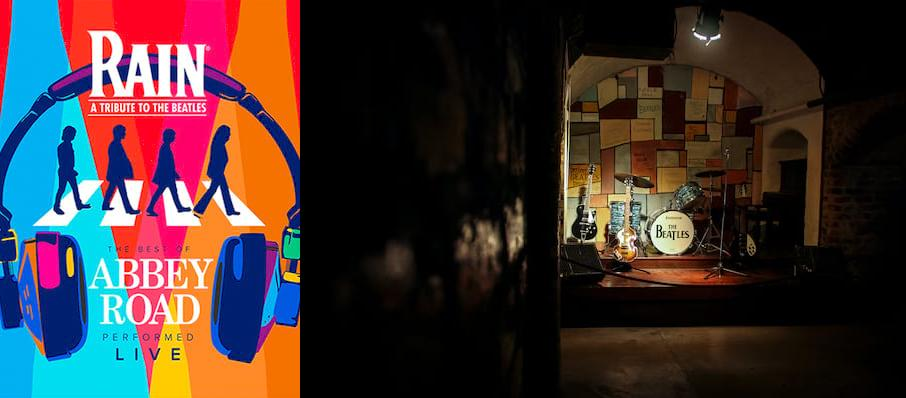 Rain - A Tribute to the Beatles at Fabulous Fox Theater