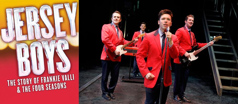 Jersey Boys at Fabulous Fox Theater