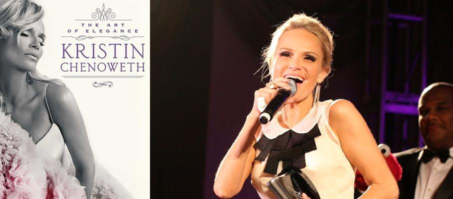 Kristin Chenoweth at Cobb Energy Performing Arts Centre