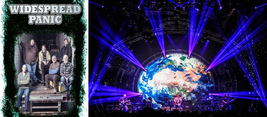 Widespread Panic at Fabulous Fox Theater