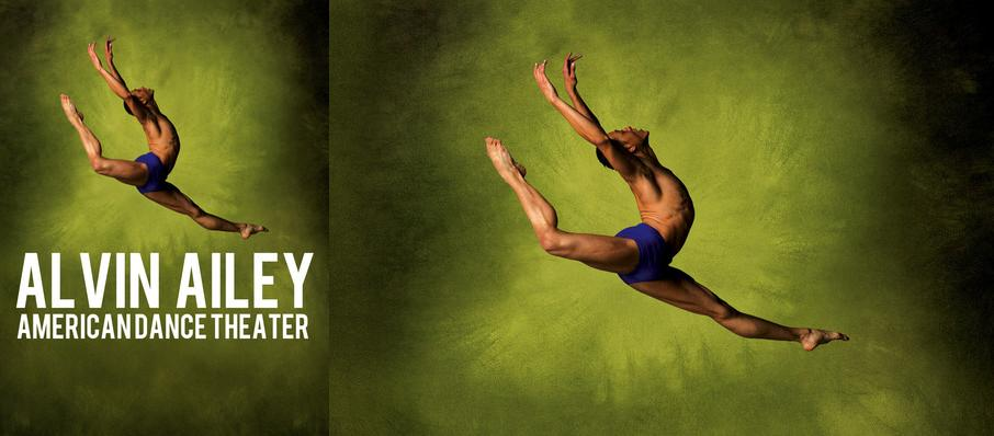 Alvin Ailey American Dance Theater at Fabulous Fox Theater