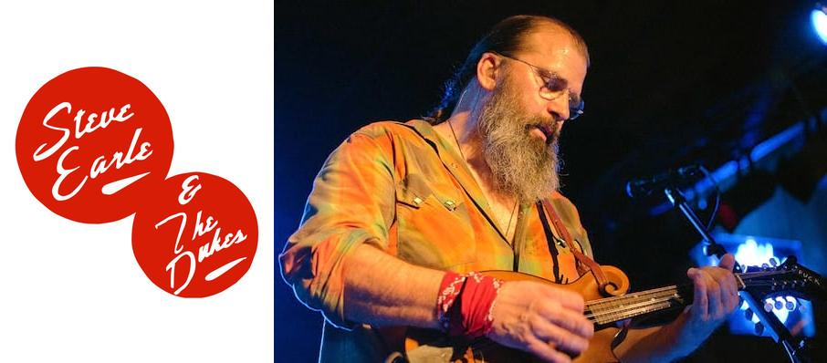 Steve Earle at City Winery - Atlanta