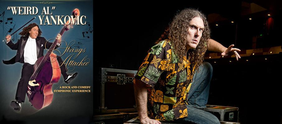 Weird Al Yankovic at Tabernacle