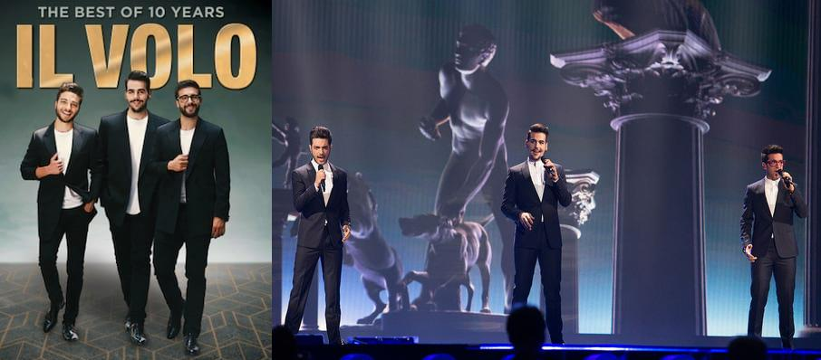 Il Volo at Cobb Energy Performing Arts Centre