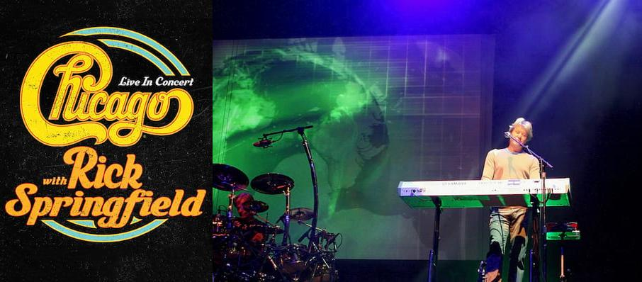 Chicago - The Band at Ameris Bank Amphitheatre