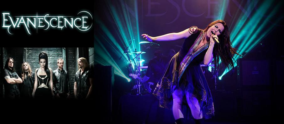 Evanescence at Chastain Park Amphitheatre