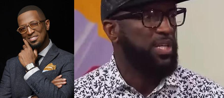 Rickey Smiley at Cobb Energy Performing Arts Centre