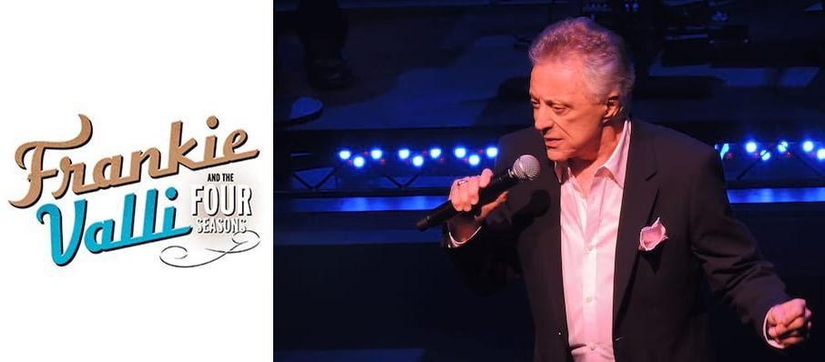 Frankie Valli & The Four Seasons at Cobb Energy Performing Arts Centre