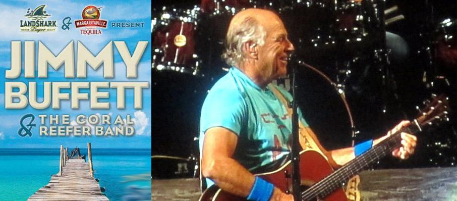 Jimmy Buffett at Ameris Bank Amphitheatre