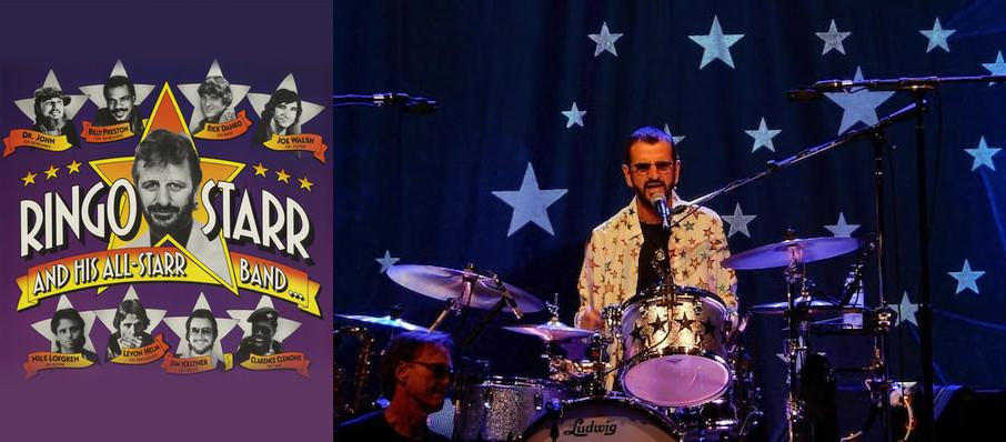 Ringo Starr And His All Starr Band at Cobb Energy Performing Arts Centre