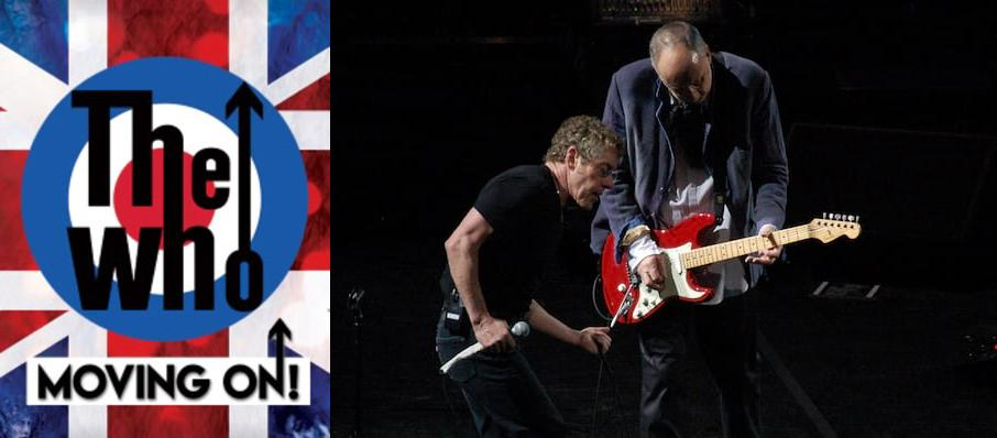 The Who at State Farm Arena
