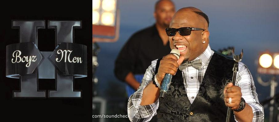 Boyz II Men at Philips Arena