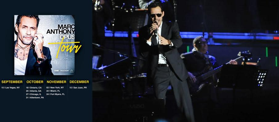 Marc Anthony at State Farm Arena