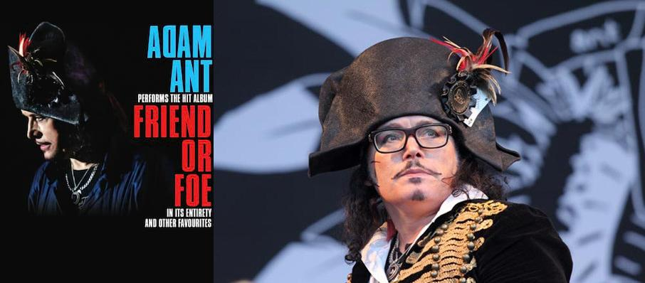 Adam Ant at Variety Playhouse