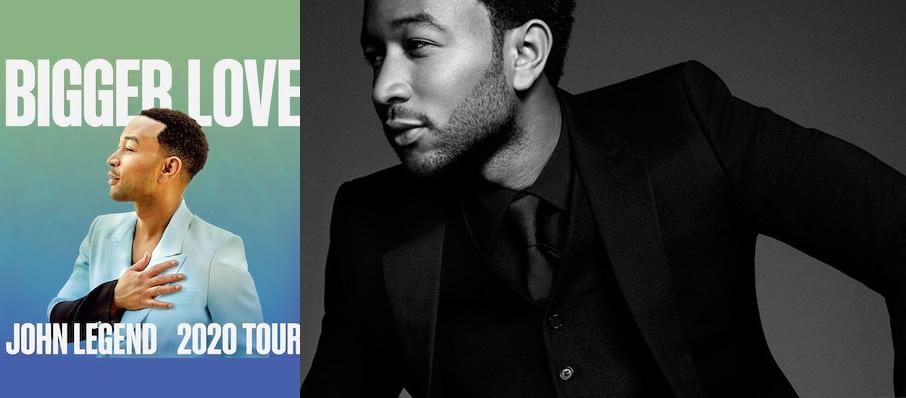John Legend at Fabulous Fox Theater