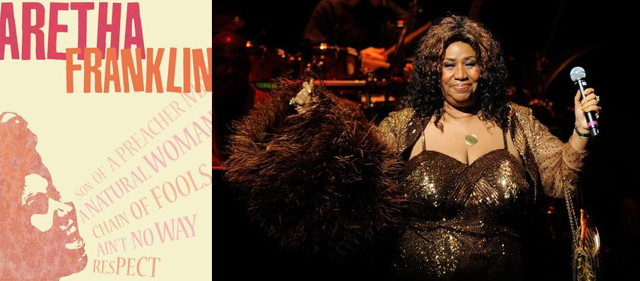 Aretha Franklin at Fabulous Fox Theater