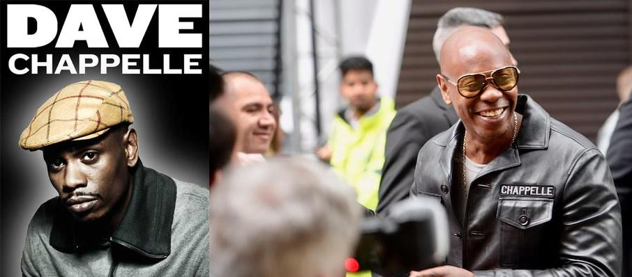 Dave Chappelle at Tabernacle
