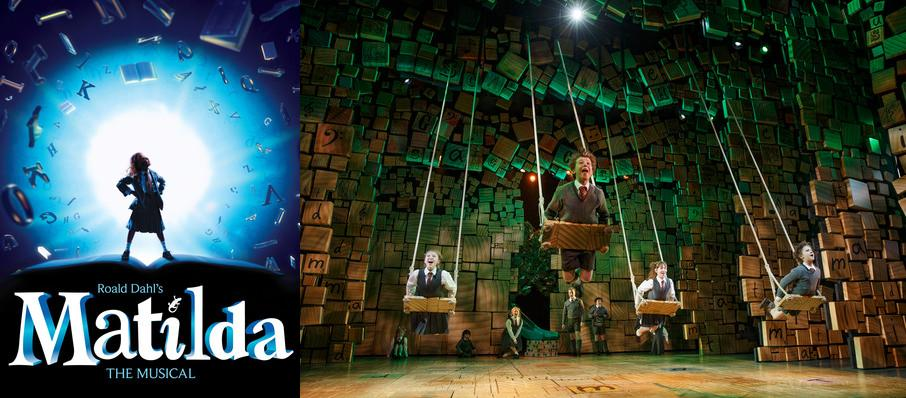 Matilda - The Musical at Fabulous Fox Theater