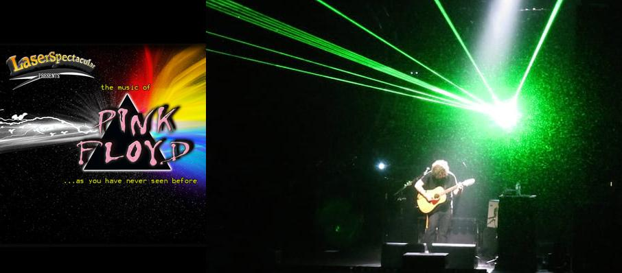 Pink Floyd Laser Spectacular at Miller Theater Augusta