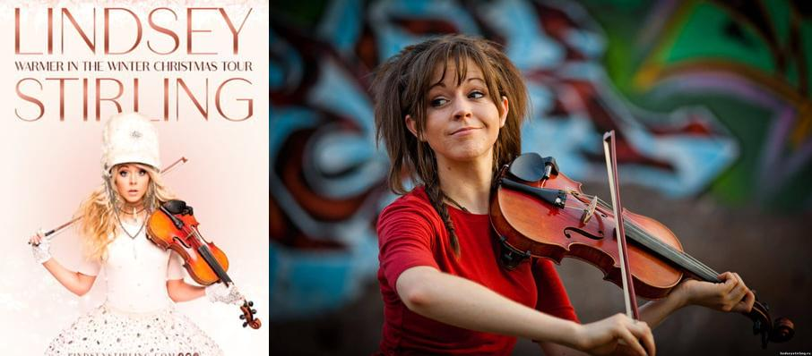 Lindsey Stirling at Cobb Energy Performing Arts Centre