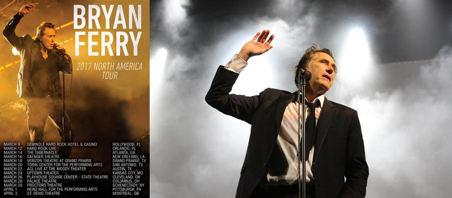 Bryan Ferry at Tabernacle