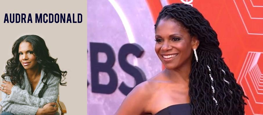 Audra McDonald at Cobb Energy Performing Arts Centre