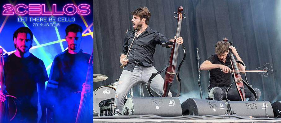 2Cellos at Chastain Park Amphitheatre