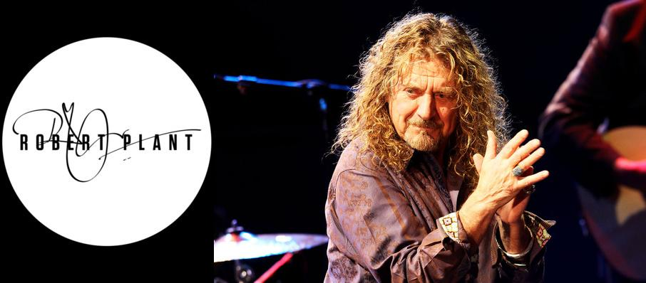 Robert Plant at Chastain Park Amphitheatre