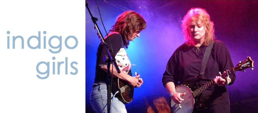 Indigo Girls at Atlanta Symphony Hall