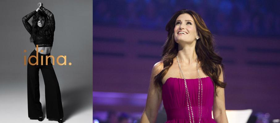 Idina Menzel at Fabulous Fox Theater
