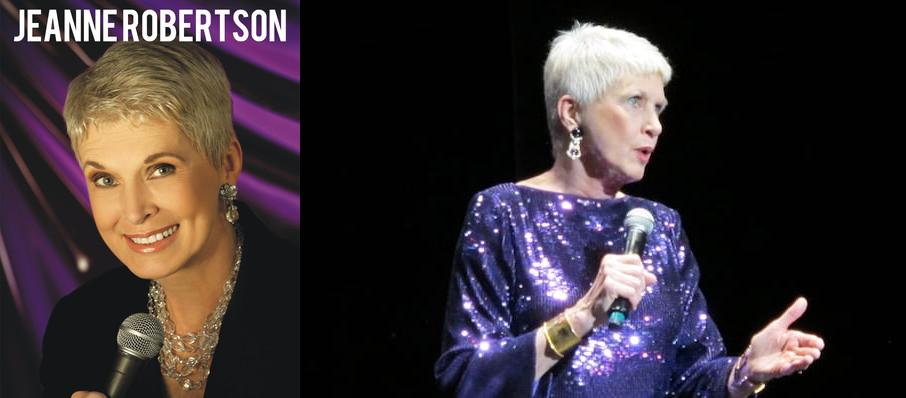 Jeanne Robertson at Miller Theater Augusta