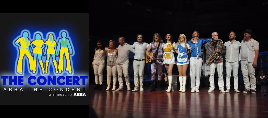 ABBA: The Concert - A Tribute To ABBA at Cobb Energy Performing Arts Centre