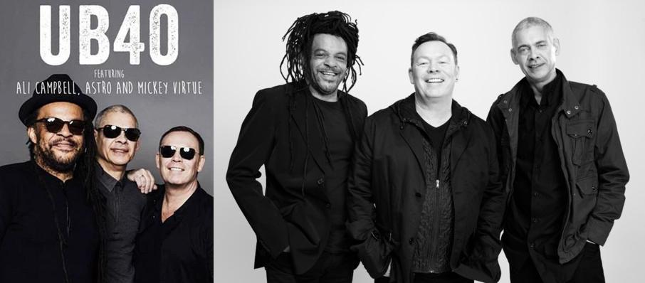 UB40 at Buckhead Theatre