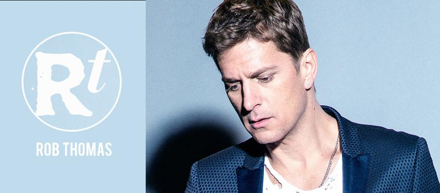 Rob Thomas at Chastain Park Amphitheatre
