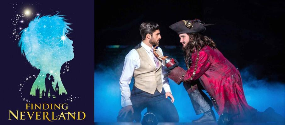 Finding Neverland at Fabulous Fox Theater