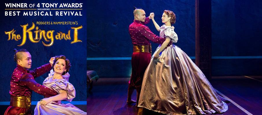 Rodgers & Hammerstein's The King and I at Fabulous Fox Theater