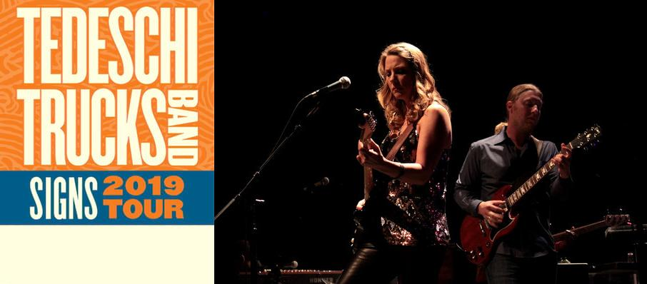Tedeschi Trucks Band at Fabulous Fox Theater