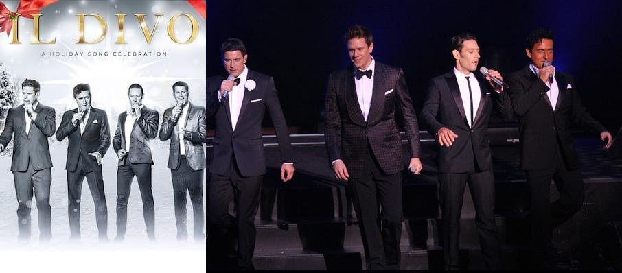 Il Divo at Cobb Energy Performing Arts Centre